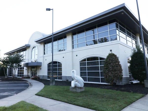 GCS Building in Charlotte, North Carolina